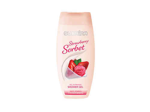 SUBRINA Strawberry Sorbet 250 ml, suihkugeeli