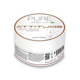 PURE Mother to be ATTITUDE Body Butter 200 ml