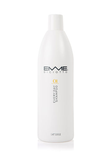 EMME 01 EVERY DAY SHAMPOO 1000ml