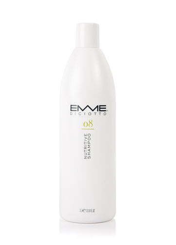 EMME 08 NUTRITIVE SHAMPOO 1000ml