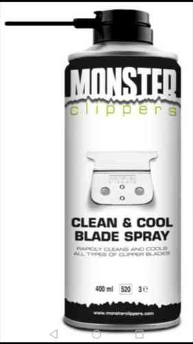 MONSTER Clean & Cool Blade Spray 400ml
