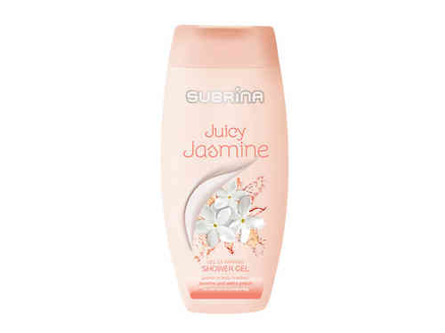 SUBRINA Juicy Jasmine 250 ml, suihkugeeli