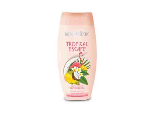 SUBRINA Tropical Escape 250 ml, suihkugeeli
