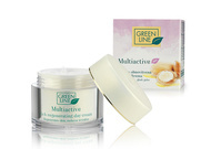 GREEN LINE Multiactive Rich Regenerating day cream, argan 50ml